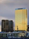 La torre di Trump a Las Vegas, Nevada, U.S.A. Immagini Stock