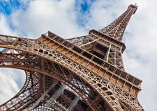 La Torre Eiffel Immagini Stock Libere da Diritti