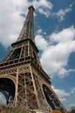 La torre Eiffel Imagenes de archivo