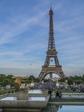 La torre Eiffel Fotografía de archivo