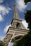 La Torre Eiffel Immagine Stock Libera da Diritti