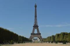 La Torre Eiffel fotografia stock libera da diritti