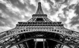 La Torre Eiffel Fotografie Stock