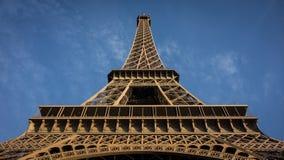 La torre Eiffel en París, Francia Imagen de archivo