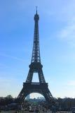 La torre Eiffel, París, Francia Imagen de archivo
