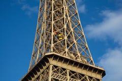 La torre Eiffel a Parigi Immagine Stock Libera da Diritti