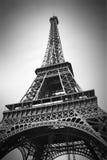 La torre Eiffel, Parigi Fotografia Stock Libera da Diritti