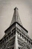La Torre Eiffel a Parigi Immagine Stock