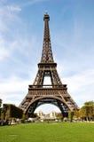 La torre Eiffel, Parigi Immagine Stock Libera da Diritti