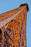 La torre Eiffel, Parigi Francia Immagine Stock
