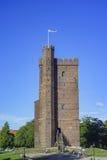La torre famosa - Karan Imagen de archivo libre de regalías