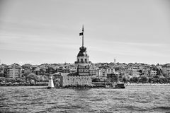 La torre nubile del ` s fotografie stock