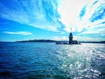 La torre nubile del ` s Fotografia Stock