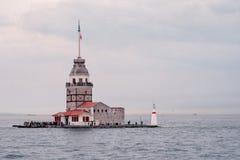 La torre nubile del ` s fotografia stock libera da diritti