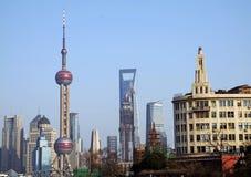 La torre oriental de la perla TV Imagen de archivo