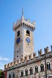 Torre Civica, Trento, Italia Fotografie Stock