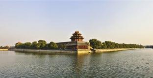 La torreta imperial del palacio Foto de archivo