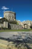 La torretta al castello di windsor Immagini Stock