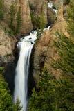 La torretta cade cascata Fotografia Stock