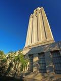 La torretta del Hoover dell'Università di Stanford Fotografia Stock