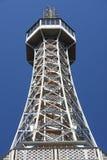 La torretta dell'allerta di Petrin Fotografie Stock Libere da Diritti