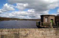 La torretta di acqua Fotografia Stock