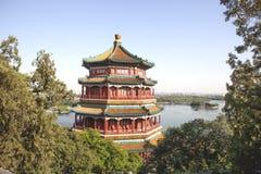 La torretta di incenso buddista Fotografia Stock Libera da Diritti
