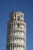 La torretta di inclinzione di Pisa Immagini Stock Libere da Diritti