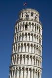 La torretta di inclinzione di Pisa Fotografia Stock Libera da Diritti
