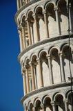 La torretta di inclinzione (Pisa) Fotografia Stock
