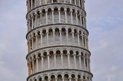 La torretta di inclinzione di Pisa in Italia Fotografie Stock