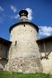 La torretta di Pskov Kremlin fotografia stock libera da diritti