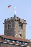 La torretta di Wartburg fotografie stock