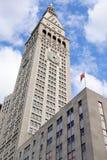 La torretta metropolitana dell'azienda di assicurazione sulla vita Fotografia Stock