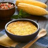 La torta cilena del cereale ha chiamato Pastel de Choclo Immagine Stock Libera da Diritti