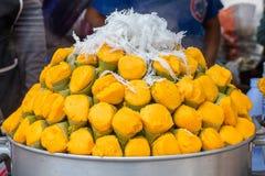 Torta de la palma de azúcar Fotografía de archivo