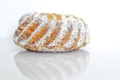 La torta de Gugelhupf imagenes de archivo