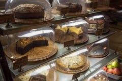 La torta para la venta Fotografía de archivo libre de regalías
