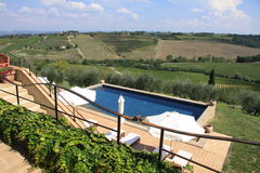 La Toscana 24 Fotografie Stock