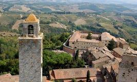 La Toscana, Italia fotografia stock libera da diritti