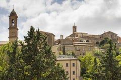 La Toscana (Italia) Fotografia Stock Libera da Diritti