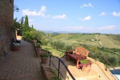 La Toscane 16 Photos libres de droits
