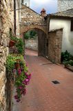 La Toscane Photos stock