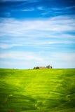 La Toscane au ressort Photos libres de droits