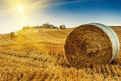 La Toscane - l'Italie Photographie stock libre de droits