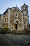 La Toscane - le Castellina dans le chianti photographie stock