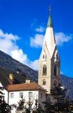 La tour d'église Image libre de droits