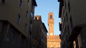 La tour d'Arnolfo à Florence, un chef d'oeuvre d'architecture clips vidéos