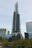 La tour 2006 d'Eureka est des 297 gratte-ciel de 3 mètres situé dans l'enceinte de Southbank de Melbourne Images libres de droits