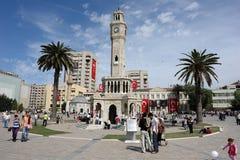 La tour d'horloge Photographie stock libre de droits